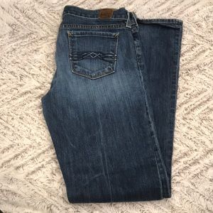 Flare/bell bottom jeans